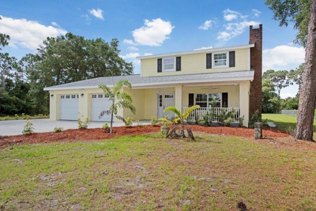 1942 Biddle Street NE, Palm Bay, FL 32907 (MLS #845935) :: Pamela Myers Realty