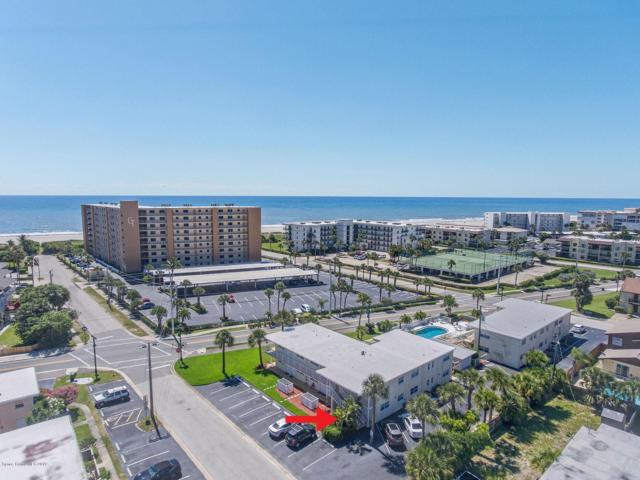 425 Tyler Avenue #4, Cape Canaveral, FL 32920 (MLS #845944) :: Premium Properties Real Estate Services