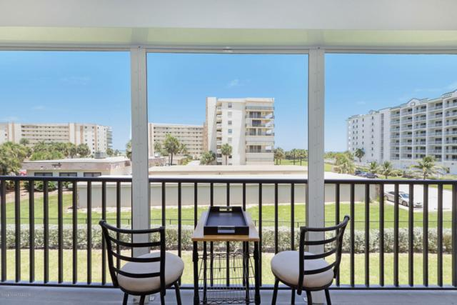 1700 N Atlantic Avenue #132, Cocoa Beach, FL 32931 (MLS #845970) :: Pamela Myers Realty