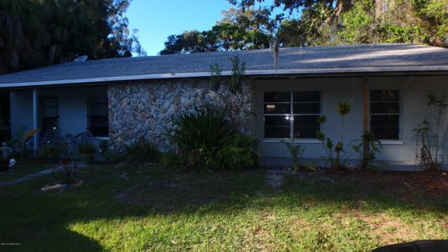 2815 Morris Avenue NE 1 & 2, Palm Bay, FL 32905 (MLS #845979) :: Pamela Myers Realty