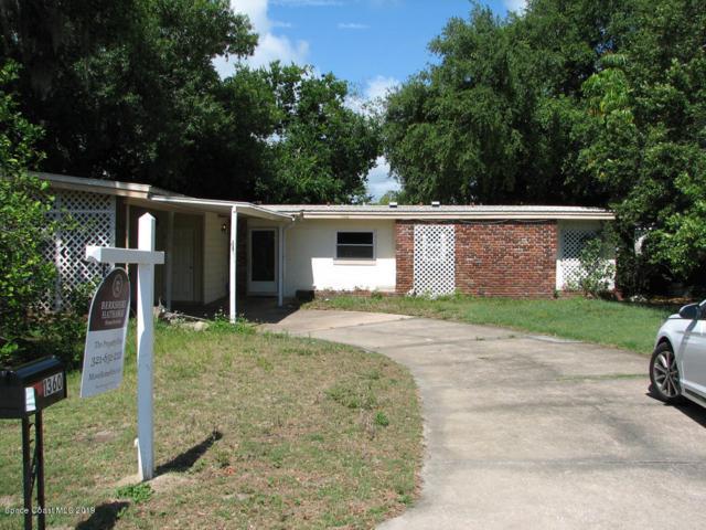 1360 Dozier Avenue, Titusville, FL 32780 (MLS #845983) :: Pamela Myers Realty