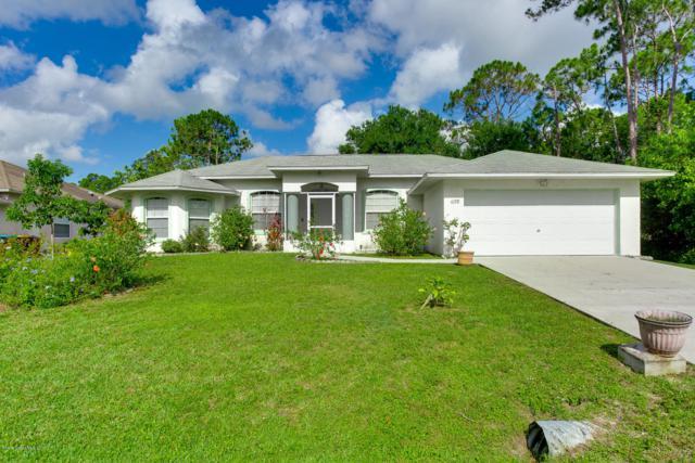1078 Fairplay Avenue NW, Palm Bay, FL 32907 (MLS #845988) :: Pamela Myers Realty