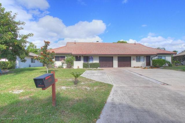 660 Casa Grande Drive, Melbourne, FL 32940 (MLS #846006) :: Pamela Myers Realty