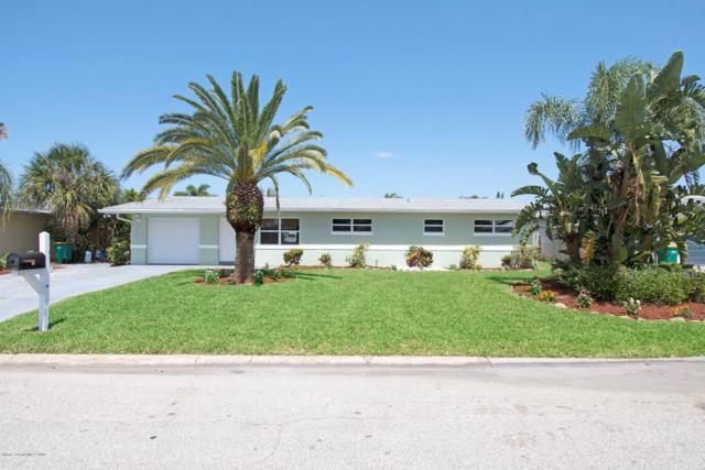 201 Micanopy Court, Indian Harbour Beach, FL 32937 (MLS #846013) :: Pamela Myers Realty