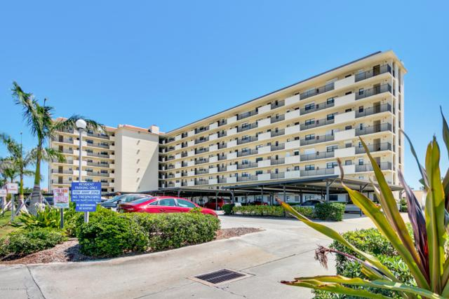 500 Palm Springs Boulevard #809, Indian Harbour Beach, FL 32937 (MLS #846029) :: Pamela Myers Realty