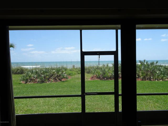 175 Highway A1a #109, Satellite Beach, FL 32937 (MLS #846030) :: Premium Properties Real Estate Services