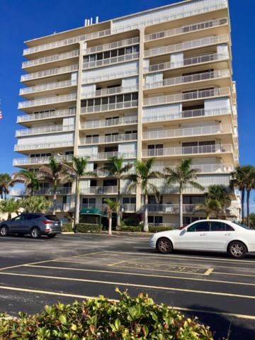 877 N Highway A1a #104, Indialantic, FL 32903 (MLS #846038) :: Premium Properties Real Estate Services