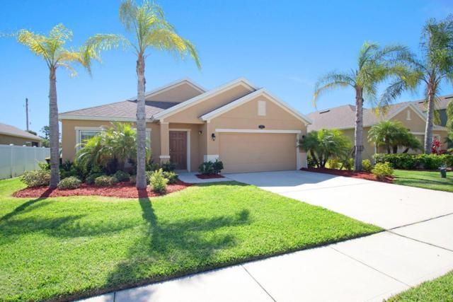 2064 Snapdragon Drive NW, Palm Bay, FL 32907 (MLS #846042) :: Pamela Myers Realty