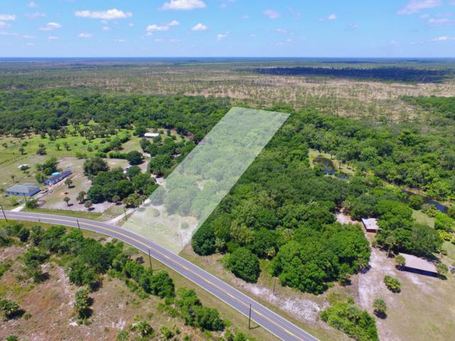 9160 Unknown Road, Micco, FL 32976 (MLS #846045) :: Armel Real Estate