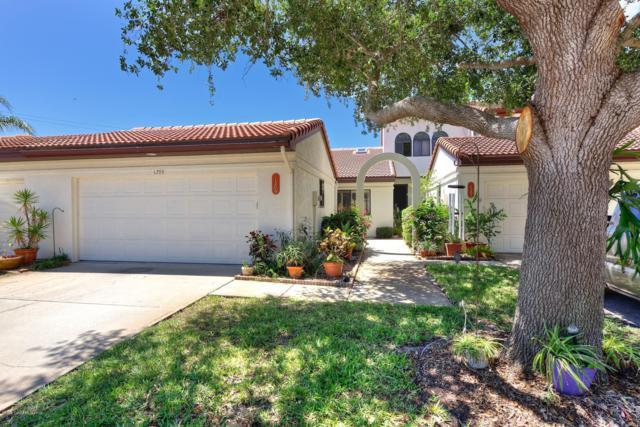 1209 Parkside Place #1209, Indian Harbour Beach, FL 32937 (MLS #846054) :: Pamela Myers Realty