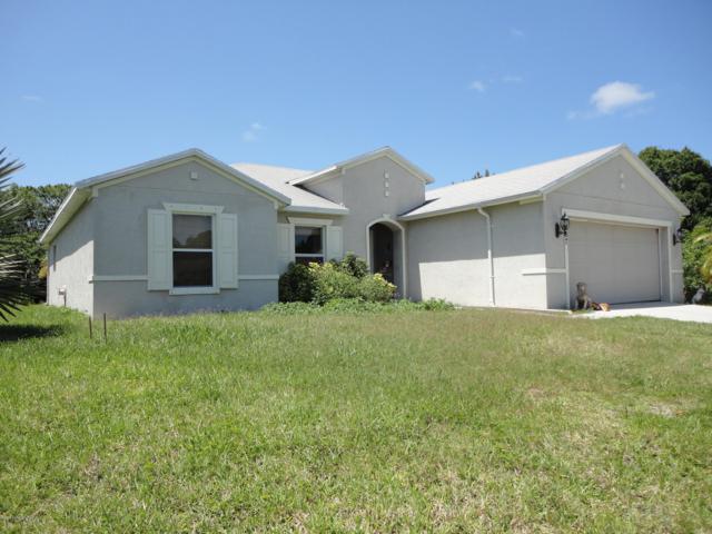 1167 Weslaco Street SE, Palm Bay, FL 32909 (MLS #846055) :: Pamela Myers Realty