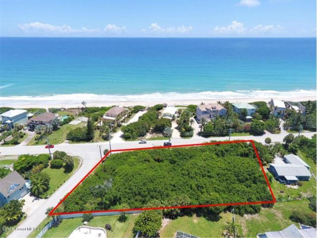 0 Highway A1a, Melbourne Beach, FL 32951 (MLS #846057) :: Premium Properties Real Estate Services