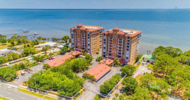 3205 S Washington Avenue #801, Titusville, FL 32780 (MLS #846073) :: Premium Properties Real Estate Services