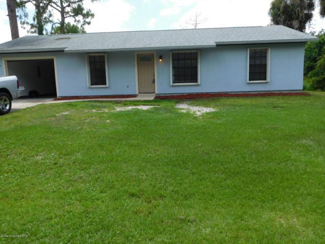 1774 Tradewinds Avenue SE, Palm Bay, FL 32909 (MLS #846080) :: Pamela Myers Realty