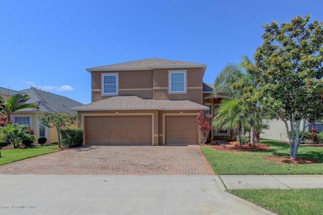 2846 Mondavi Drive, Rockledge, FL 32955 (MLS #846090) :: Premium Properties Real Estate Services