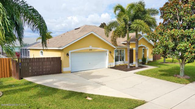 446 Wenthrop Circle, Rockledge, FL 32955 (MLS #846096) :: Premium Properties Real Estate Services