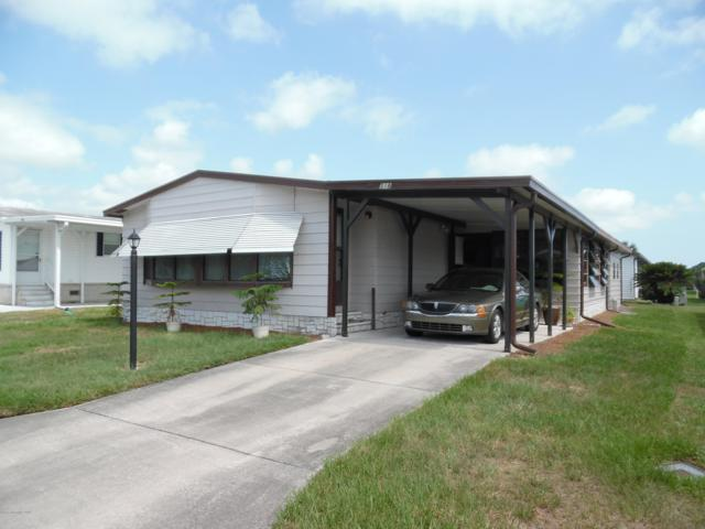 518 Egret Circle, Barefoot Bay, FL 32976 (MLS #846097) :: Premium Properties Real Estate Services