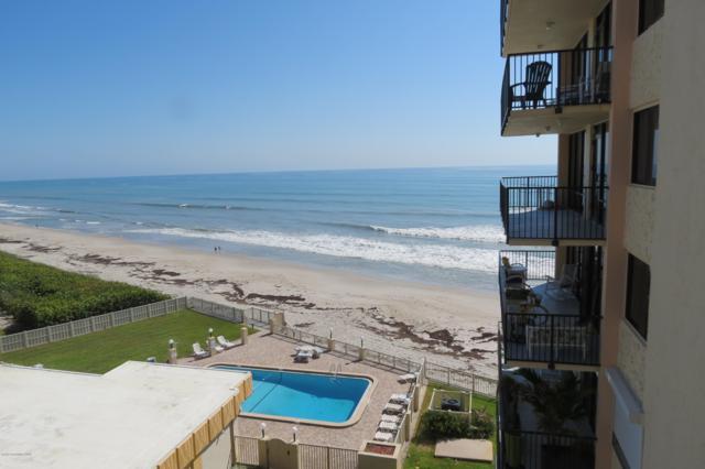 1343 Highway A1a 5-E, Satellite Beach, FL 32937 (MLS #846421) :: Pamela Myers Realty