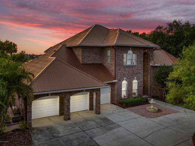 4405 Crooked Mile Road, Merritt Island, FL 32952 (MLS #846691) :: Premium Properties Real Estate Services