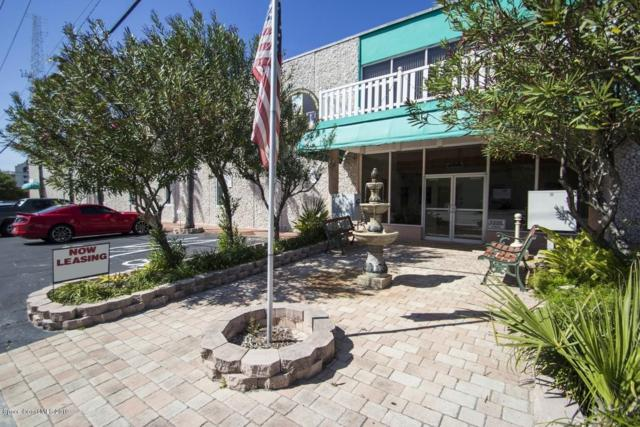 166 Center Street, Cape Canaveral, FL 32920 (MLS #846762) :: Engel & Voelkers Melbourne Central