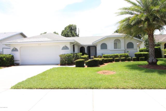 1406 Independence Avenue, Melbourne, FL 32940 (MLS #846775) :: Pamela Myers Realty