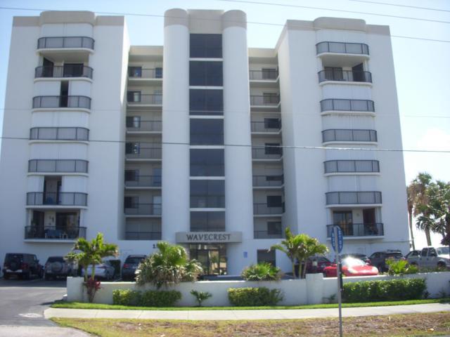 1835 S Atlantic Avenue #403, Cocoa Beach, FL 32931 (MLS #846872) :: Premium Properties Real Estate Services