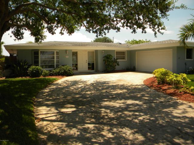 410 Sandpiper Drive, Satellite Beach, FL 32937 (MLS #846900) :: Premium Properties Real Estate Services