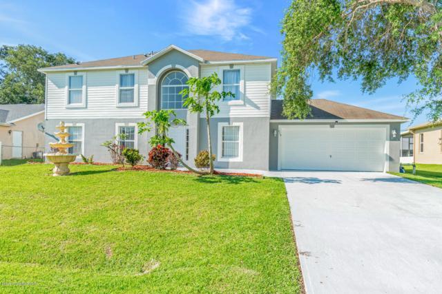 519 Davidson Street SE, Palm Bay, FL 32909 (MLS #847042) :: Pamela Myers Realty