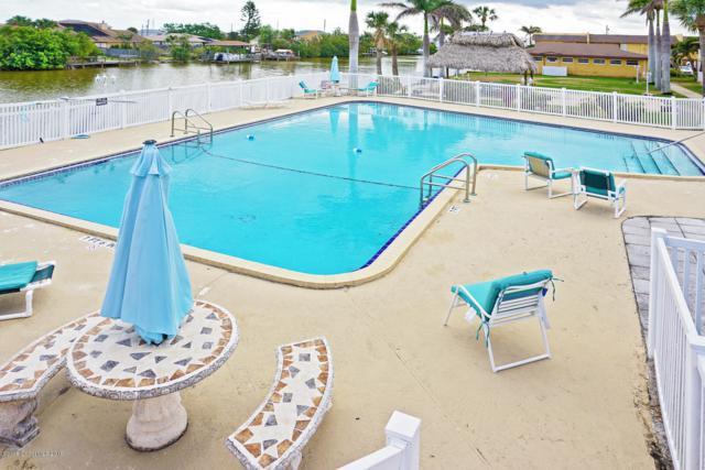 250 N Banana River Drive E20, Merritt Island, FL 32952 (MLS #847066) :: Pamela Myers Realty