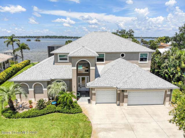 105 Marlin Drive, Merritt Island, FL 32952 (MLS #847095) :: Premium Properties Real Estate Services