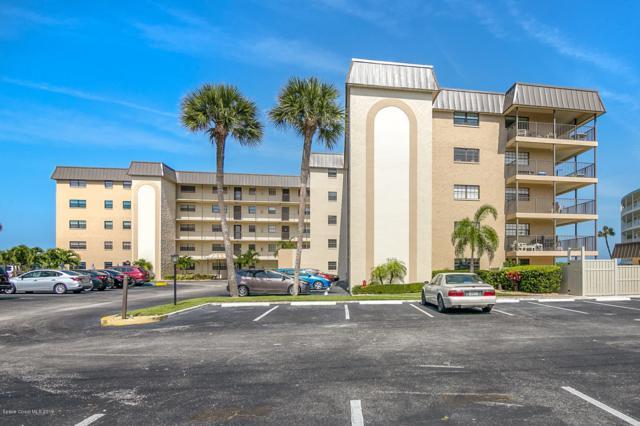 4100 Ocean Beach Boulevard #505, Cocoa Beach, FL 32931 (MLS #847136) :: Pamela Myers Realty