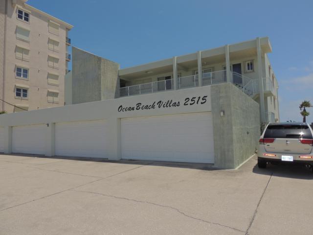 2515 S Atlantic Avenue S #302, Cocoa Beach, FL 32931 (MLS #847152) :: Pamela Myers Realty
