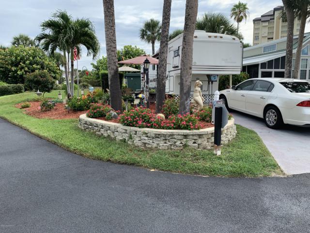 196 Pier Lane #485, Melbourne Beach, FL 32951 (MLS #847245) :: Premium Properties Real Estate Services