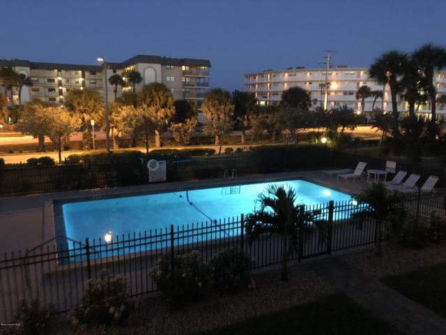 4105 Ocean Beach Boulevard #224, Cocoa Beach, FL 32931 (MLS #847336) :: Pamela Myers Realty