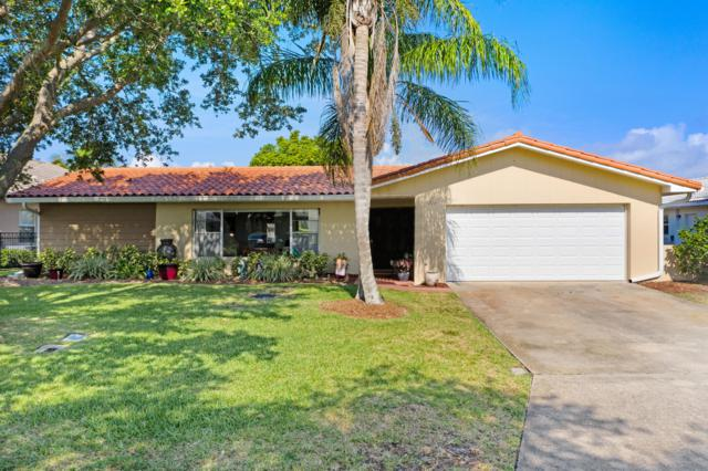 103 Yacht Haven Drive, Cocoa Beach, FL 32931 (MLS #847355) :: Premium Properties Real Estate Services