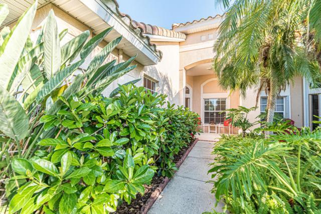 5553 Cord Grass Lane, Melbourne Beach, FL 32951 (MLS #847390) :: Premium Properties Real Estate Services