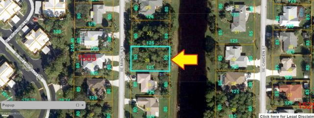 1871 SE Mantua Street, Port Saint Lucie, FL 34952 (MLS #847733) :: Pamela Myers Realty