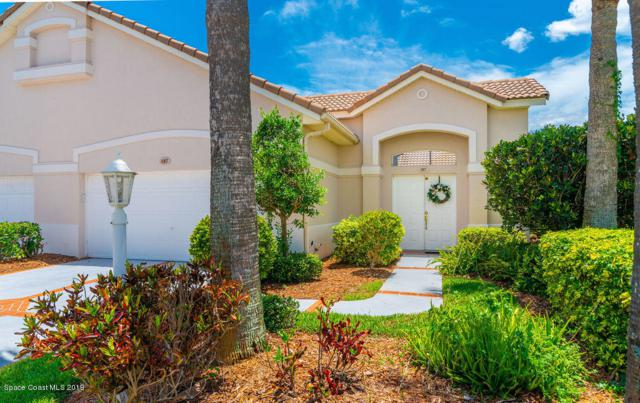 187 E Tramore Place, Melbourne Beach, FL 32951 (MLS #847805) :: Pamela Myers Realty