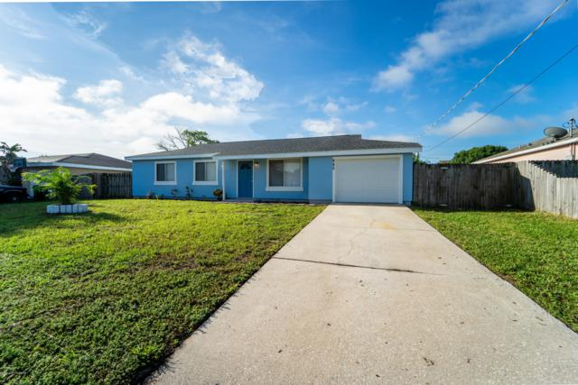 985 Tope St., Cocoa, FL 32927 (MLS #847856) :: Pamela Myers Realty