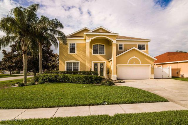 417 Stonehenge Circle, Rockledge, FL 32955 (MLS #847943) :: Premium Properties Real Estate Services