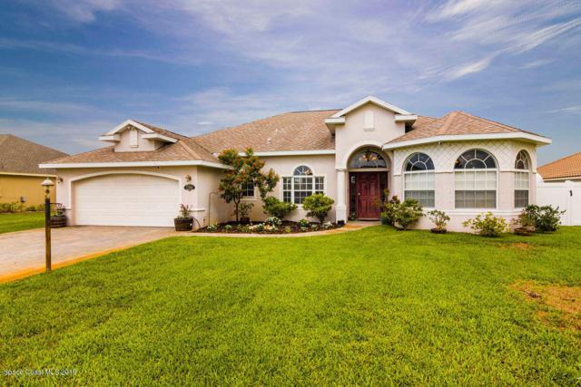 7208 Preserve Pointe Drive, Merritt Island, FL 32953 (MLS #847975) :: Blue Marlin Real Estate