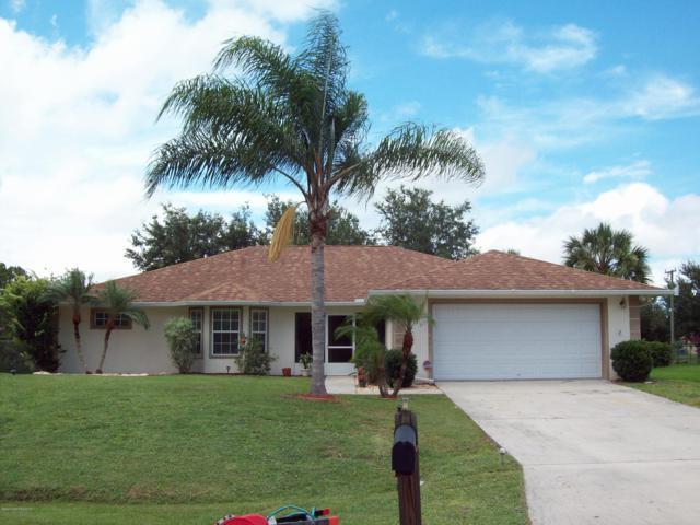127 Ainsley Street SE, Palm Bay, FL 32909 (MLS #848120) :: Pamela Myers Realty