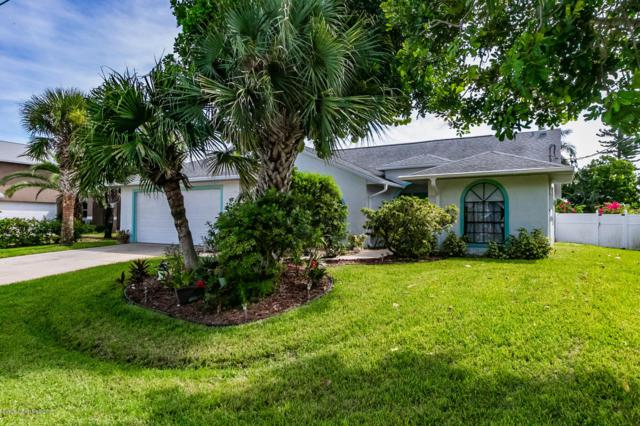 245 Ross Avenue, Melbourne Beach, FL 32951 (MLS #848123) :: Premium Properties Real Estate Services