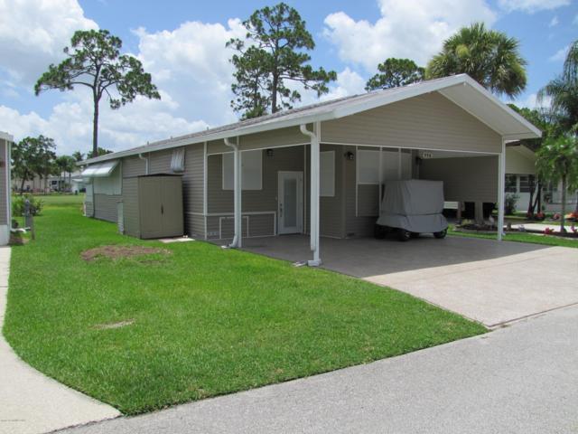 556 Lake Drive, Titusville, FL 32780 (MLS #848135) :: Pamela Myers Realty