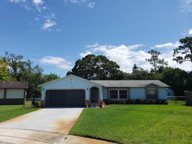 337 Cinnamon Lake Circle, Melbourne, FL 32901 (MLS #848168) :: Premium Properties Real Estate Services