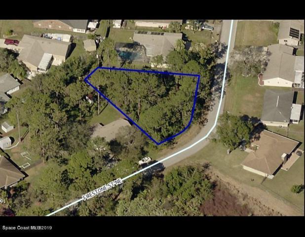 811 Firestone Street NE, Palm Bay, FL 32907 (MLS #848185) :: Pamela Myers Realty