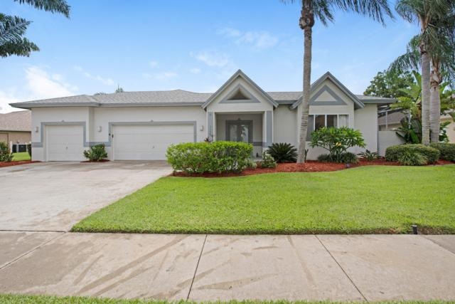 3465 Sunset Ridge Drive, Merritt Island, FL 32953 (MLS #848198) :: Premium Properties Real Estate Services