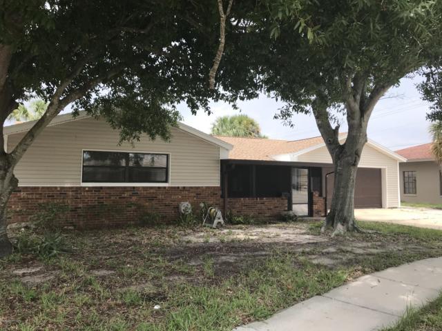 4640 W Key Largo Drive W, Titusville, FL 32780 (MLS #848225) :: Pamela Myers Realty