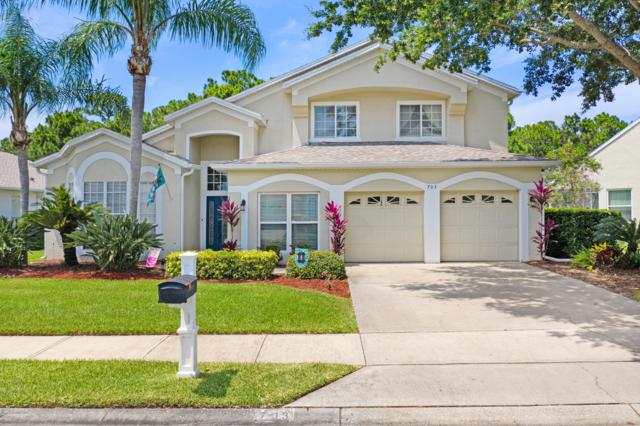 703 Autumn Glen Drive, Melbourne, FL 32940 (MLS #848232) :: Premium Properties Real Estate Services