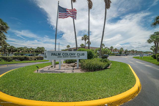 2700 N Highway A1a #4103, Indialantic, FL 32903 (MLS #848239) :: Premium Properties Real Estate Services